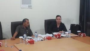 Rapat Terkait Pembahasan 7 Ranperda inisiatif DPRD
