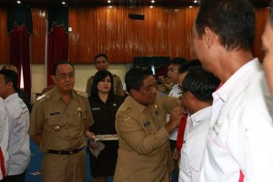 Pelantikan Manado Tourism Board
