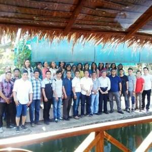 PDGI) Cabang Manado mengadakan pertemuan Triwulan yang bertempat di Pondok Hijau Mapanget pada Sabtu, 19 Maret 2016