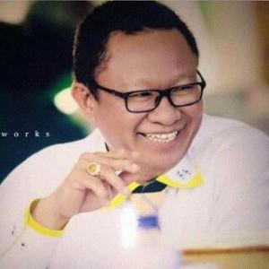 Karel Bangko, SH, Ketua DPD II Kabupaten Bolaangmongondow Utara (Bolmut)