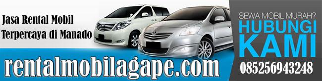 Rental Mobil Murah di Manado