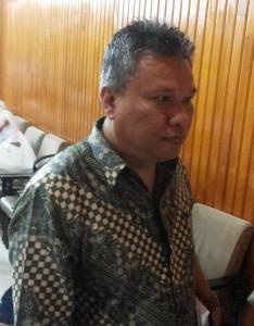 Amir Liputo Anggota Dewan Sulut