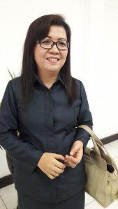 Anggota DPRD Provinsi Sulut, Lucia Taroreh
