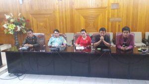 Panitia Pelaksana Concert AIRSUPPLY di Manado Tahun 2016