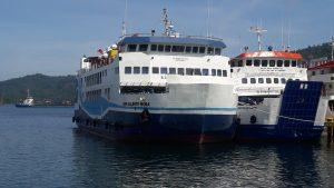 Kapal KM Dalente Woba