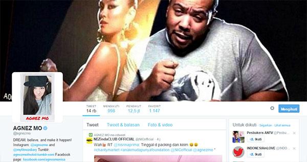 7 Akun Twitter Indonesia Dengan Followers Terbanyak