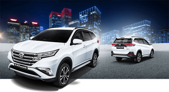 All New Daihatsu Terios Manado