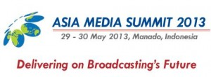 Asian Media Summit 2013