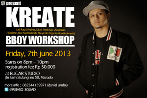 BBOY Workshop
