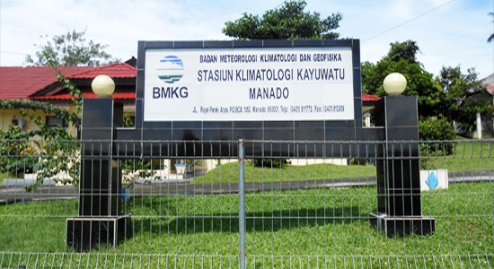 BMKG Manado