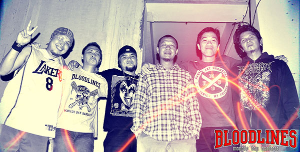 Band Bloodlines Duta Selamatkan Yaki
