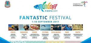 Banner Manado Funtastic Festival