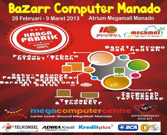 Bazar Komputer Manado