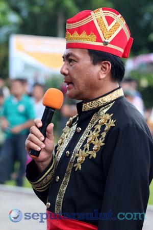 Benny Mamoto - Festival Pinawetengan 2013