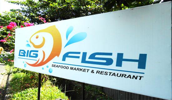 Big Fish Seafood Market Restaurant Tempat Wisata Kuliner