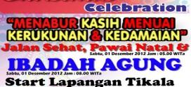 Christmas Celebration - Bamag Manado