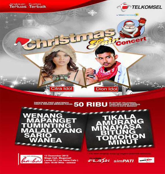 Christmas Fair Concert