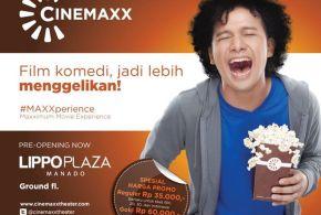 Cinemaxx Lippo Plaza Manado