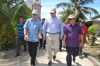 Konjen AS di Surabaya didampingi Walikota Manado dan Wagub Sulut