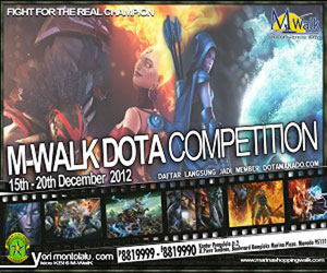 Dota Competition