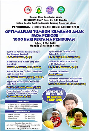 Event dokter anak