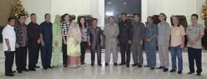 Foto bersama DPRD Kota Manado dengan DPRD Rejang Lebong