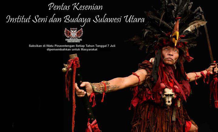 Festival Adat dan Budaya Watu Pinawetengan di batu pinabetengan