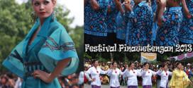 Festival Pinawetengan 2013