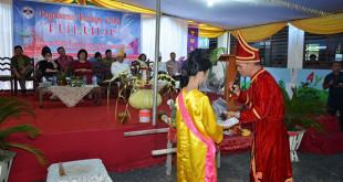 Festival Tulude di Jemaat Air Terang