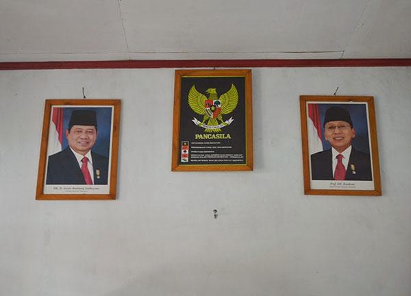 Foto Presiden dan Wakil Presiden