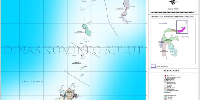 Geografi Sulawesi Utara