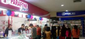 Grand Opening Parafone Plaza, BB Dijual Setengah Harga