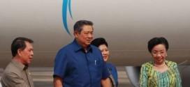 Gubernur Sulut SH Sarundajang dan Susilo Bambang Yudhoyono