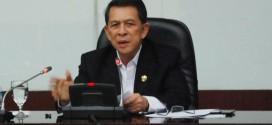Gubernur Sulut Sinyo Harry Sarundajang Tolak Penghapusan Jabatan