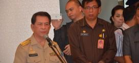 Gubernur Sulut Sinyo Harry Sarundajang