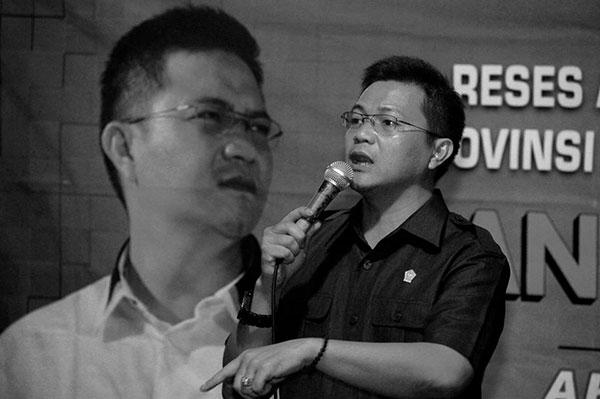 Hanny Joost Pajouw - Wisata Religi di Manado Tidak Dikelolah Maksimal