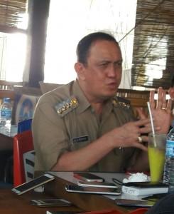 Penjabat Wali Kota Manado, Ir Roy Roring
