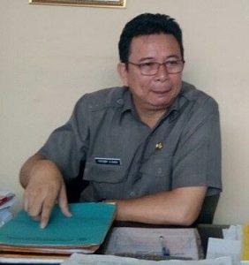 DR Fietber Soleman Raco, SPd. MSi