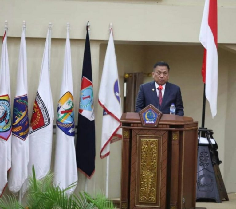 Gubernur Sulut, Olly Dondokambey: Ini Adalah Momentum Sukacita Bagi Semua Masyarakat Sulut