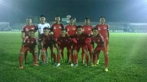 grup sepak bola PON Sulut