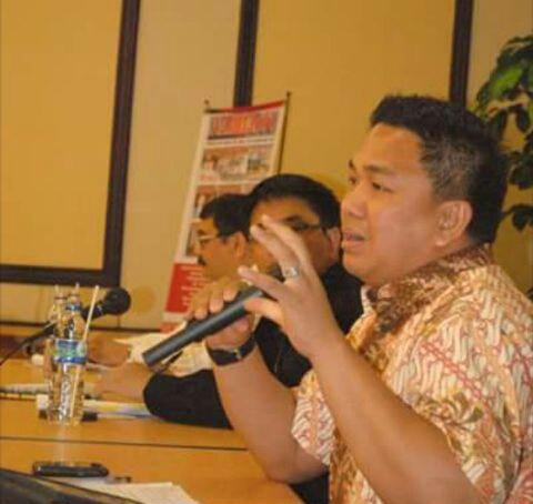 Jacko Ketua KNPI Sulut