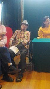 Alfred Sundah (90 thn)