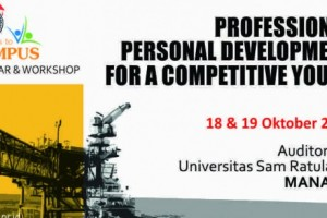 IPA Goes To Campus di Universitas Sam Ratulangi Manado