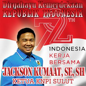 Dirgahayu Kemerdekaan Republik Indonesia ke 72