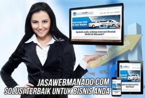 Jasa pembuatan web di Manado