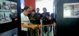 Jemmy Asiku Buka Pameran Karya Arsitek Muda Manado