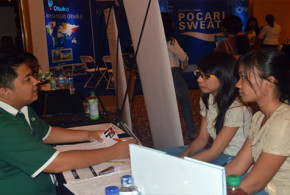 Video: Manado Career EXPO 2013