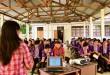 Kampanye Selamatkan Yaki di Bitung dan Airmadidi 110x75 Yaki Masuk Sekolah di Bitung dan Airmadidi