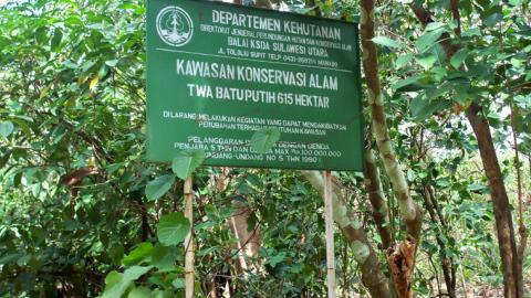 Taman Wisata Alam Batuputih