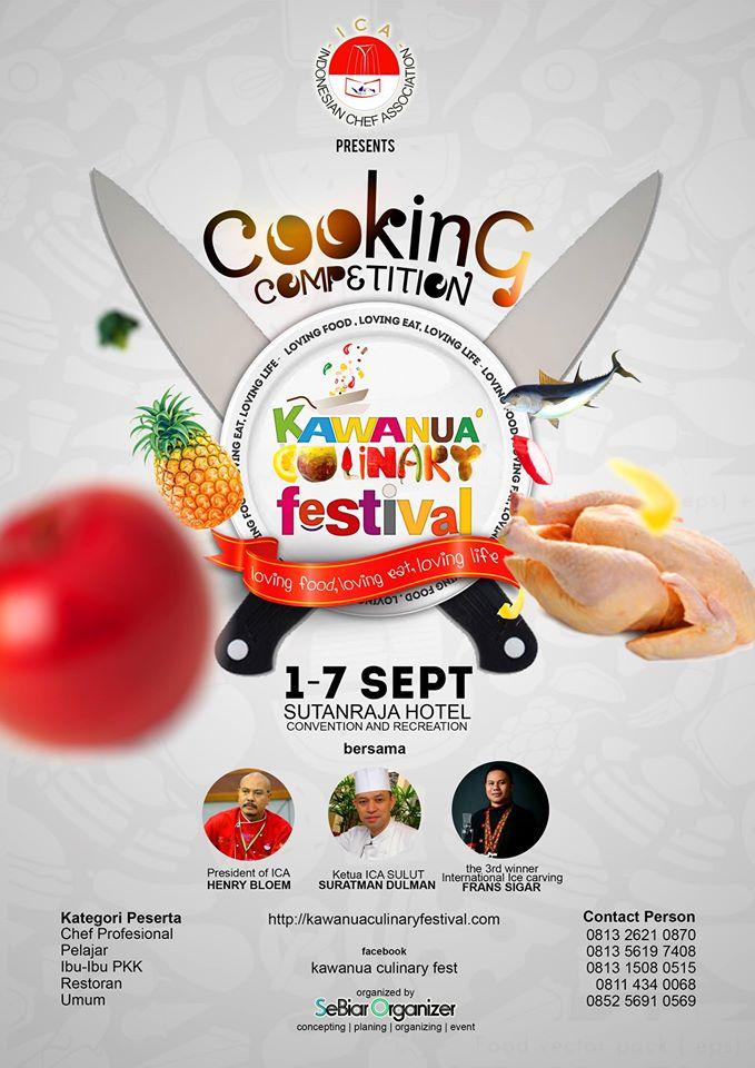 Kawanua Culinary Festival